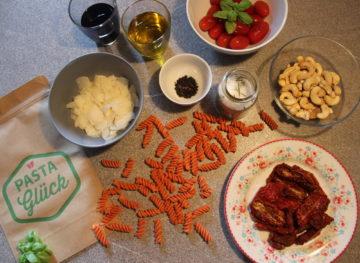 glutenfreier Nudelsalat ohne Mayo