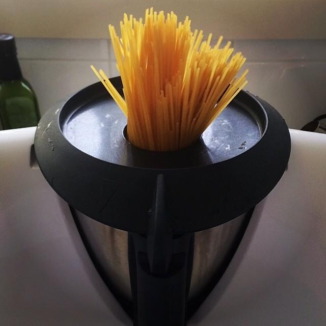 Pasta im Thermomix